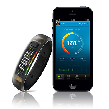 Nike+ FuelBand (Setup and Initiation) 2010-13